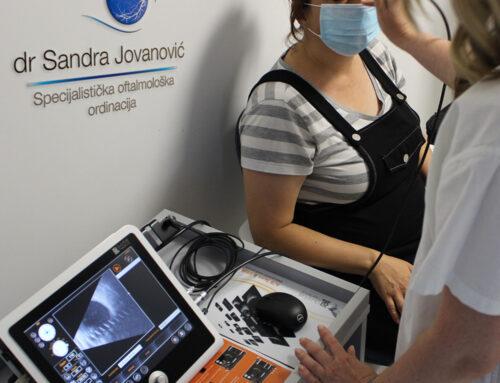 Ultrazvuk u oftalmologiji